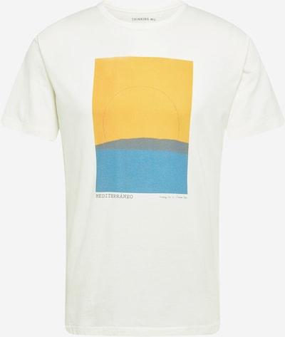 Thinking MU Paita 'Mediterraneo' värissä sininen / keltainen / valkoinen, Tuotenäkymä