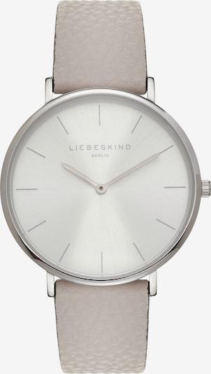 Liebeskind Berlin Uhr 'LT-0255-LQ' in hellgrau / silber, Produktansicht