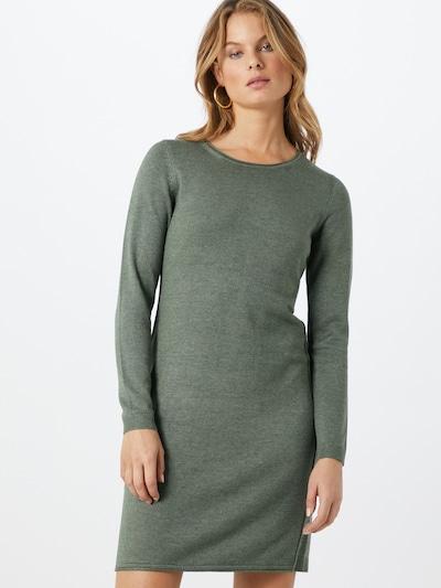 EDC BY ESPRIT Kleid in smaragd, Modelansicht
