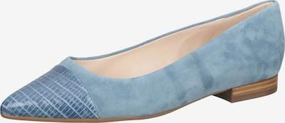 PETER KAISER Ballerinas in blau, Produktansicht
