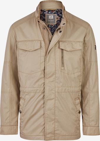 CALAMAR Fieldjacket - Leichte Baumwolljacke in Beige