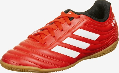 ADIDAS PERFORMANCE Fußballschuh 'Copa' in rot / weiß: Frontalansicht