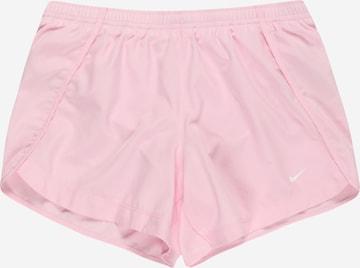 NIKE Spordipüksid 'Sprinter', värv roosa