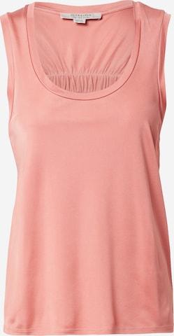 AllSaints Topp 'Tessa', värv roosa