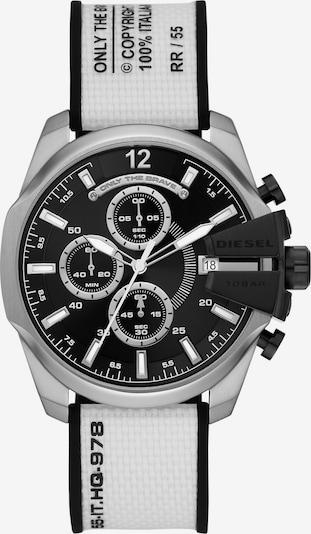 DIESEL Diesel Herren-Uhren Analog Quarz ' ' in schwarz / silber, Produktansicht