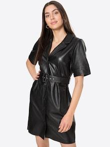 OBJECT jurk 'Zaria' in zwart