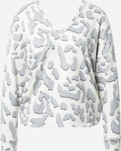 River Island T-shirt en crème / gris, Vue avec produit
