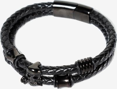 JP1880 Armband in de kleur Zwart, Productweergave