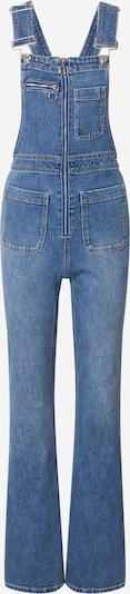 Pantaloni raiați 'SCEANE' Pimkie pe albastru denim, Vizualizare produs