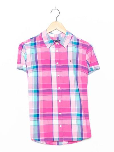 TOMMY HILFIGER Bluse in M-L in mischfarben, Produktansicht