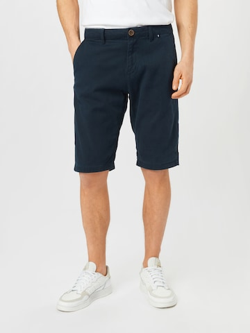 TOM TAILOR Chino Pants in Blue