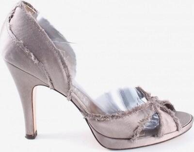 Pedro García High Heel Sandaletten in 41 in bronze, Produktansicht