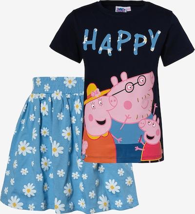 Peppa Pig Set 'Peppa Pig' in blau, Produktansicht