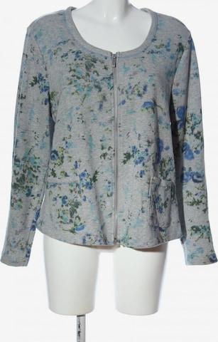 Gina Laura Jacket & Coat in L in Grey