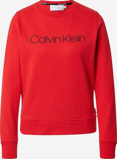 Calvin Klein Bluzka sportowa w kolorze ognisto-czerwony / czarnym, Podgląd produktu