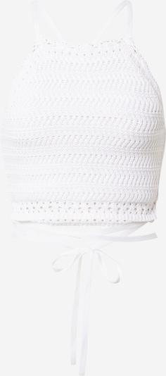 HOLLISTER Top in weiß, Produktansicht