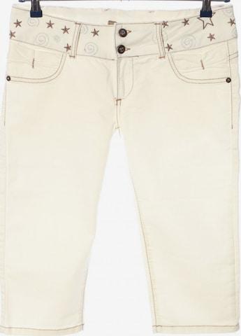 CIPO & BAXX 3/4 Jeans in 30-31 in Beige