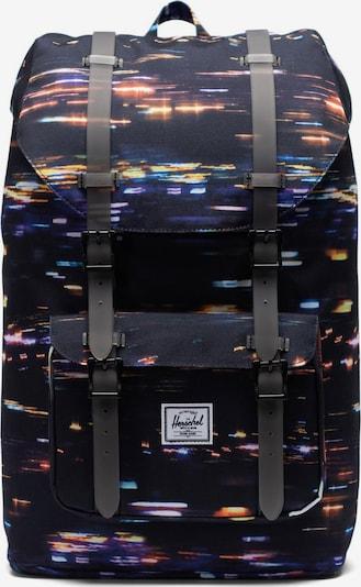 Zaino 'Little America' Herschel di colore blu notte / colori misti, Visualizzazione prodotti