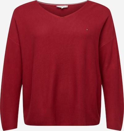 Tommy Hilfiger Curve Pulover | rdeča barva, Prikaz izdelka