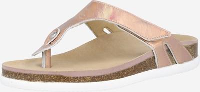 Flip-flops 'SYLT' ARA pe bej, Vizualizare produs