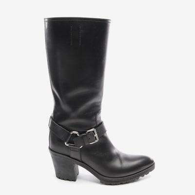 PRADA Stiefel in 38,5 in schwarz, Produktansicht