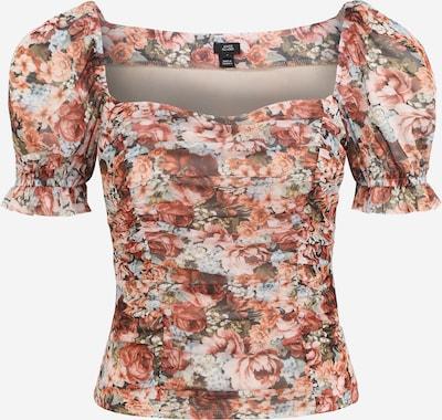 River Island Bluse in mischfarben / schwarzmeliert, Produktansicht