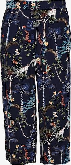 kék / vegyes színek s.Oliver Élére vasalt nadrágok, Termék nézet