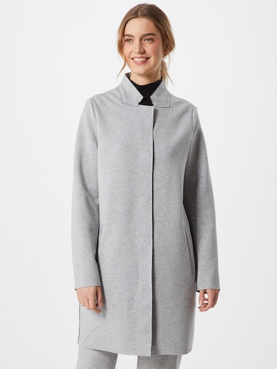 TOM TAILOR Přechodný kabát - stříbrně šedá, Model/ka
