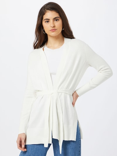 GAP Strickjacke in weiß, Modelansicht