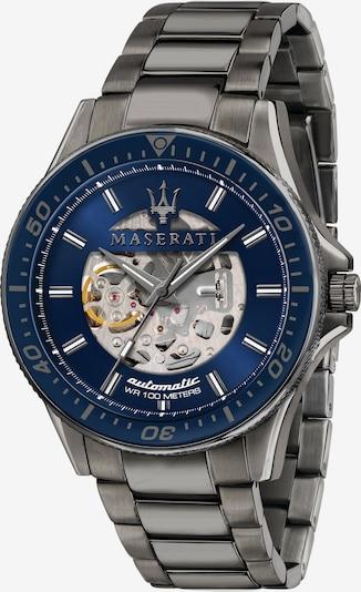Maserati Analoog horloge in de kleur Grijs, Productweergave