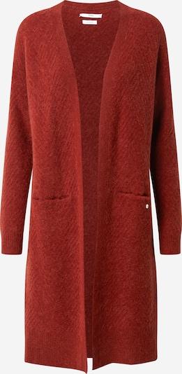 BRAX Strickjacke 'Amanda' in rot, Produktansicht