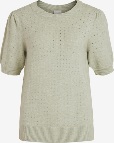 VILA Pullover in pastellgrün, Produktansicht