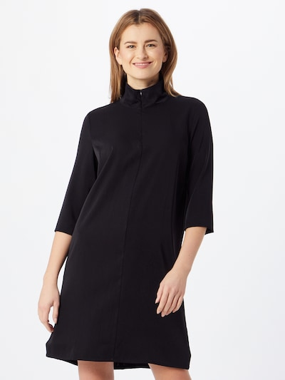 NORR Kleid 'Alby' in schwarz, Modelansicht
