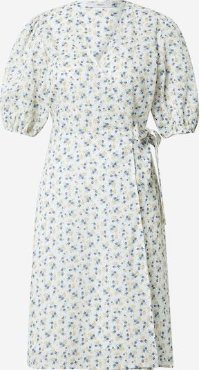 minimum Klänning 'LENELIA' i blå / gul / naturvit, Produktvy