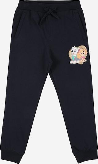 NAME IT Pantalon en beige / bleu clair / bleu foncé / noisette / rose, Vue avec produit