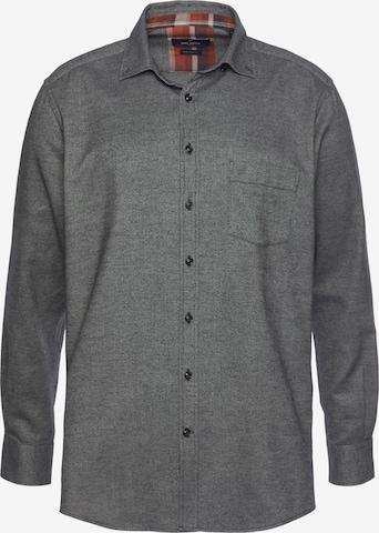 DANIEL HECHTER Hemd in Grau