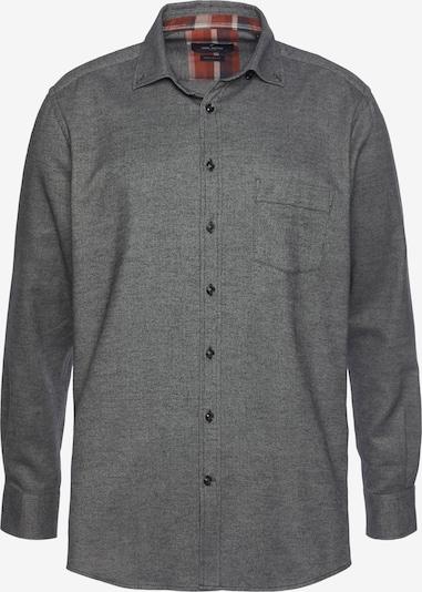 DANIEL HECHTER Business Shirt in Grey, Item view