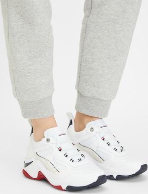 Tommy Hilfiger sneaker bassa in blu / rosso / bianco