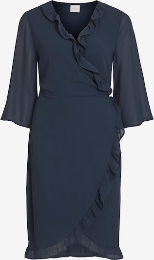 VILA Kleid 'MILINA' in petrol, Produktansicht