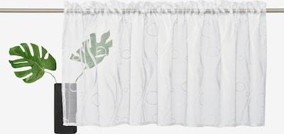 MY HOME Scheibengardine in weiß, Produktansicht