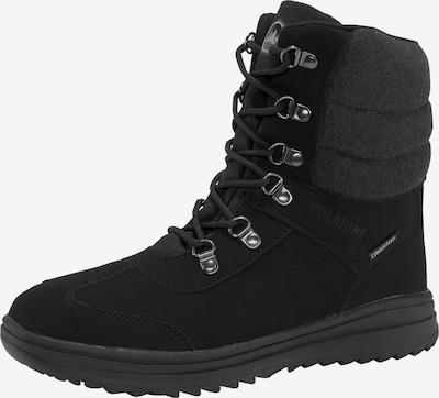 POLARINO Winterboots 'Svea' in schwarz, Produktansicht