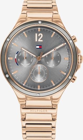 TOMMY HILFIGER Analógové hodinky 'Eve' - ružové zlato / antracitová, Produkt