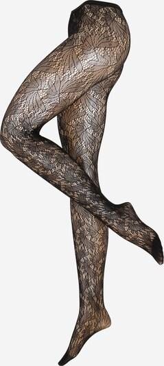 FALKE Strumpfhose 'Whirlwind' in schwarz, Produktansicht