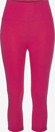 LASCANA Caprileggings in pink, Produktansicht