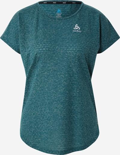 ODLO Camiseta funcional 'MILLENNIUM' en gris moteado / blanco, Vista del producto
