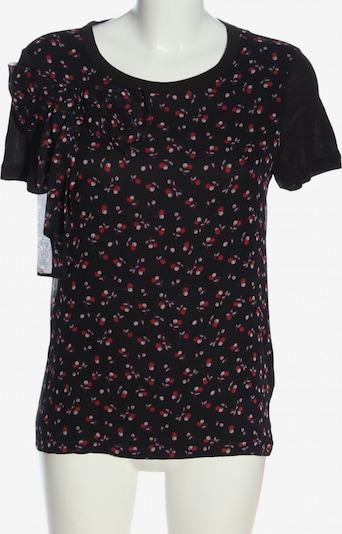 Red Valentino Kurzarm-Bluse in M in lila / rot / schwarz, Produktansicht