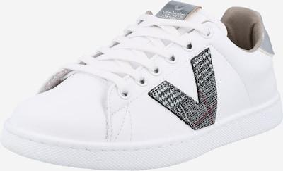 VICTORIA Zapatillas deportivas bajas en azul oscuro / gris / rojo vino / blanco, Vista del producto