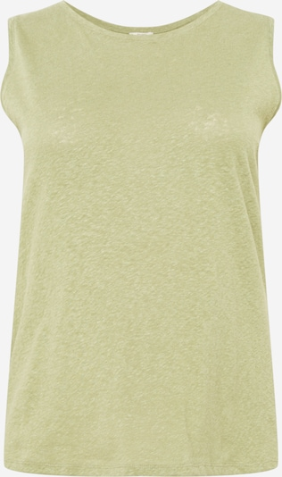 Esprit Curves Top in khaki, Produktansicht