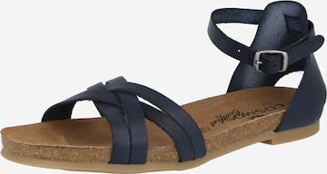 COSMOS COMFORT Sandale in Blau