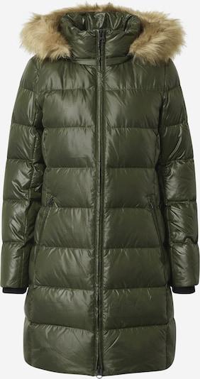 Calvin Klein Ziemas mētelis tumši zaļš, Preces skats